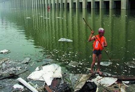 杭州湾污染:我国最大渔场近海渔业资源已枯竭
