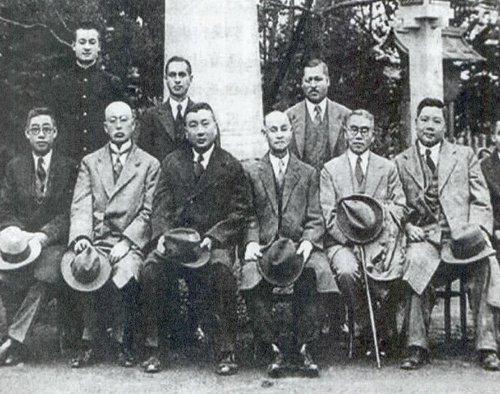 老照片 历史黑白照片 500_394