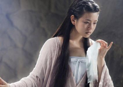 陈妍希�9g�[�xZ_陈妍希版小龙女 占了尹志平的大便宜