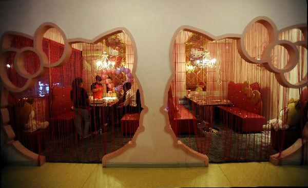 标签:太原主题餐厅噱头新鲜