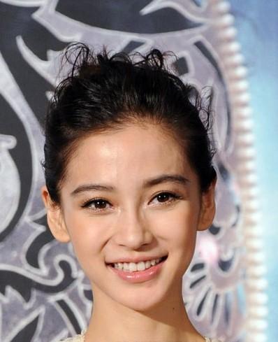 陈妍希郭碧婷林允儿 氧气美女发型盘点图片