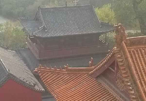 清泉寺省级文物重点保护景点