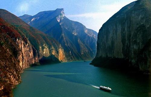 北京长江风景图片