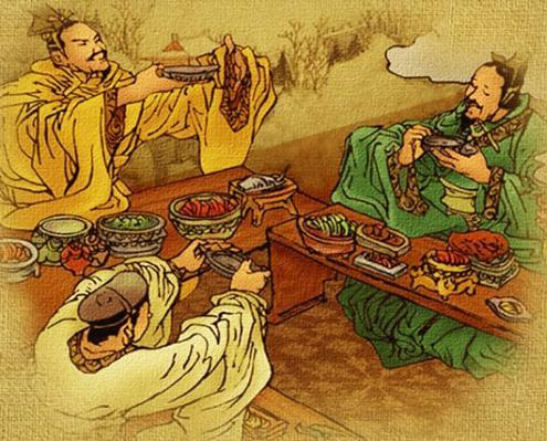 """古人跪着吃饭因""""避免走光""""吗?"""