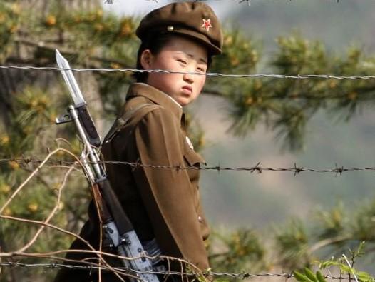 北朝鲜现状图片美女_英媒曝光朝鲜集中营的生活图片
