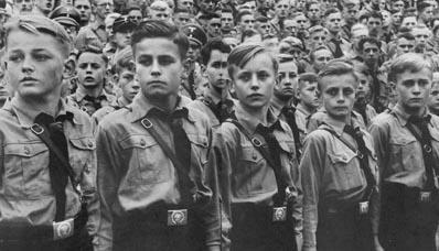 纳粹德国为其后代留下的阴影