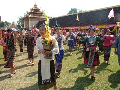 塔銮节:老挝最隆重的传统宗教节日