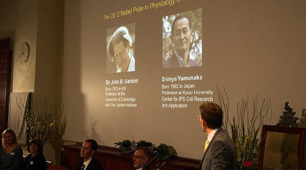 英日科学家分享诺贝尔生理学或医学奖